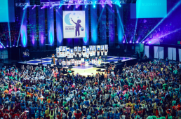 THON 2015 Fundraising Total